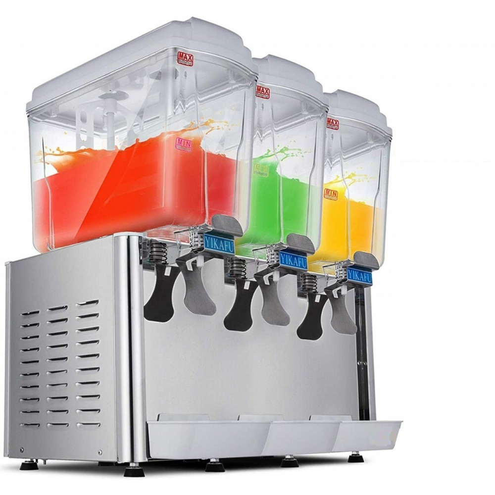 Juice Dispenser 3 Tank