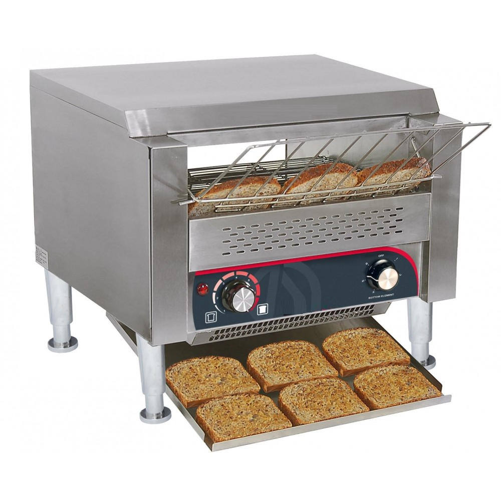 Conveyor Bread Toaster 500 Slices