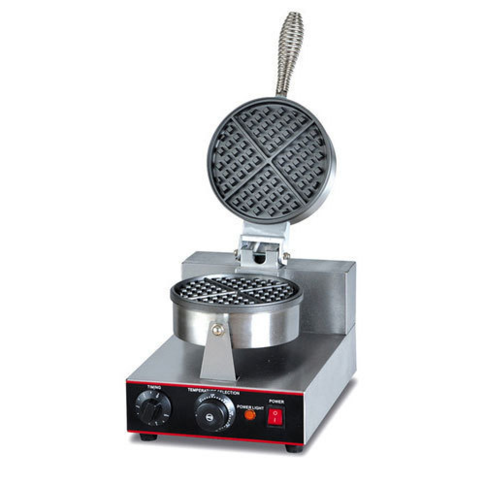 Waffle Maker Tabletop Single