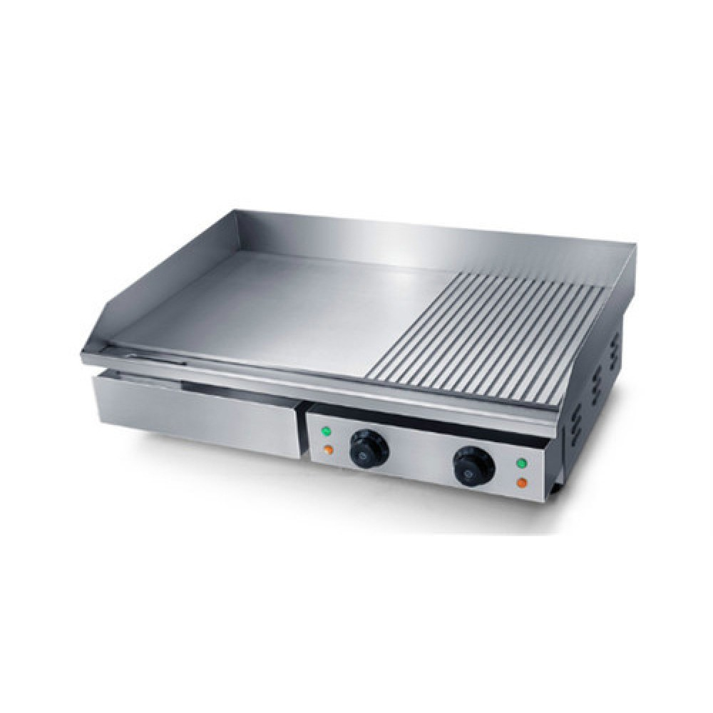 Griddle Plate Table Top Smooth And Grill