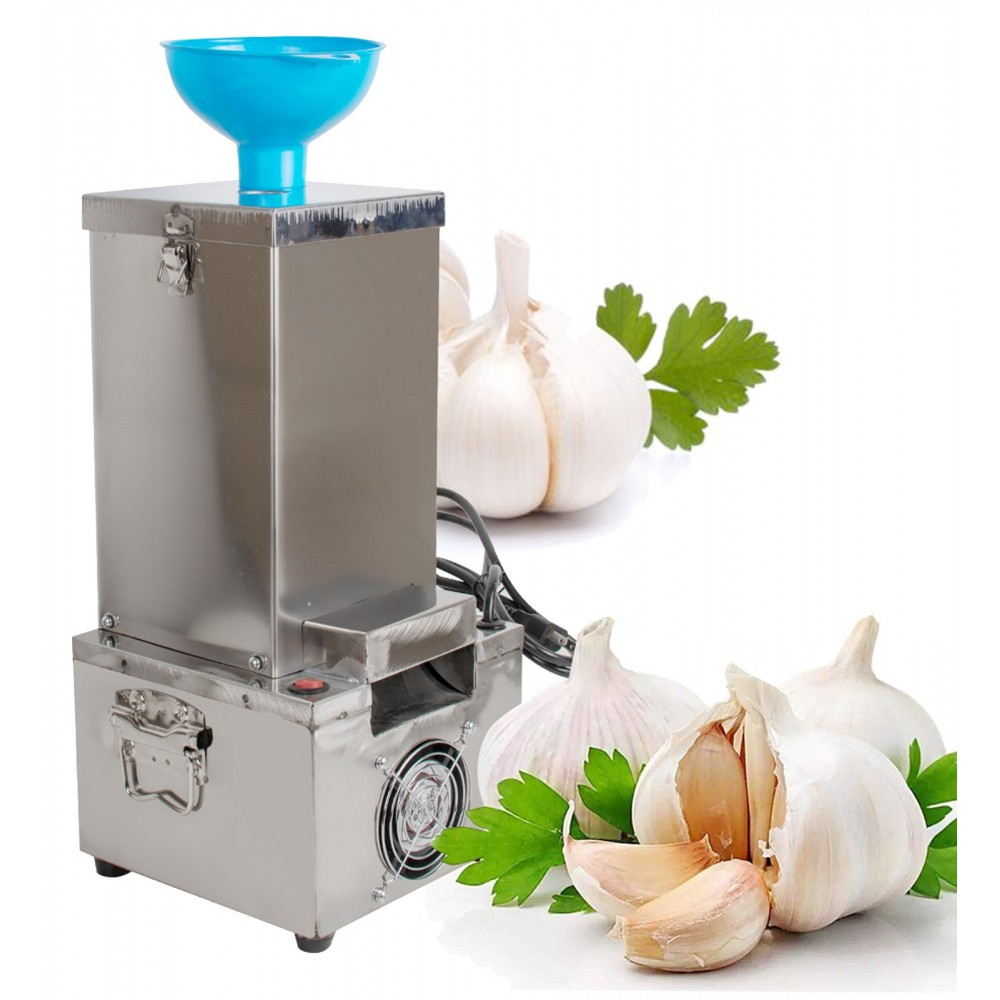 Garlic Peeling Machine 20kg Compact