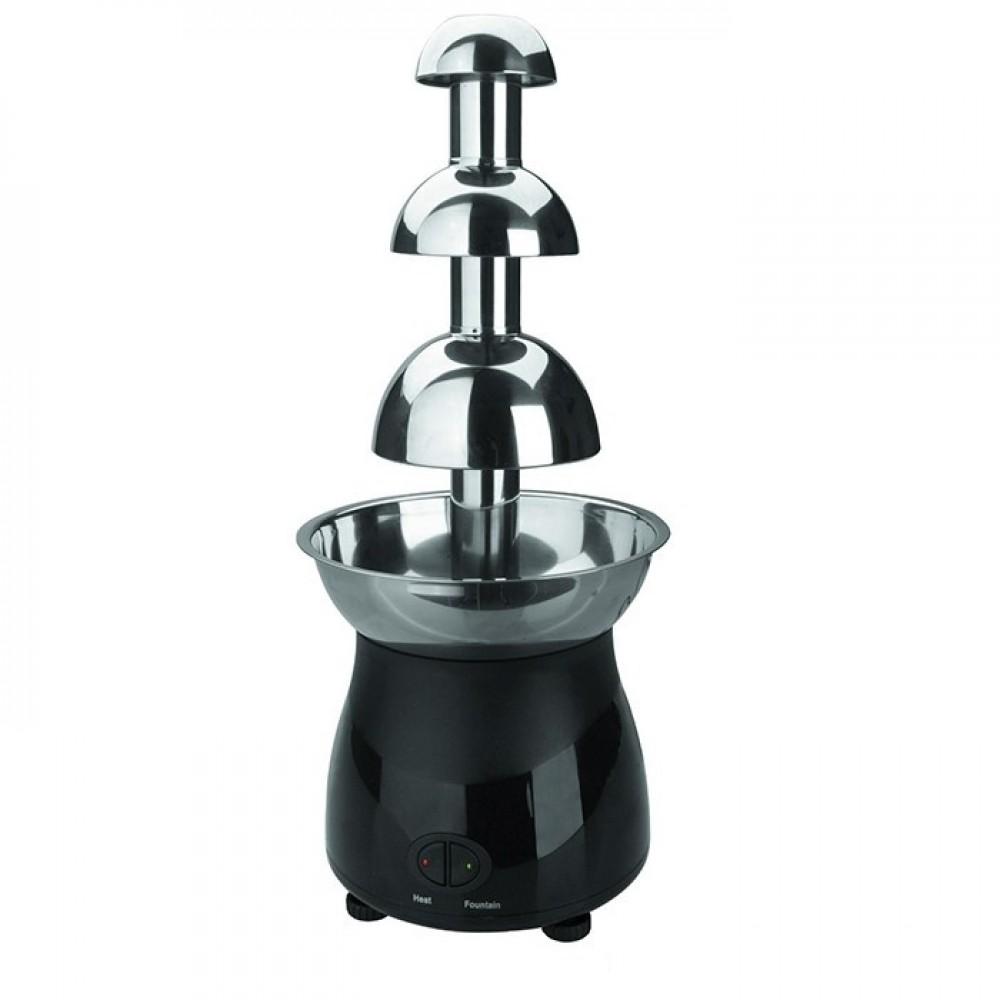 Chocolate Fountain Machine 3 Steps