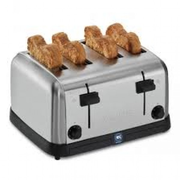 Bread Pop Up Toaster 6 Slices