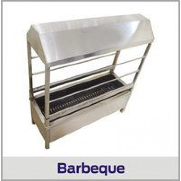 Charcoal Barbecue Big