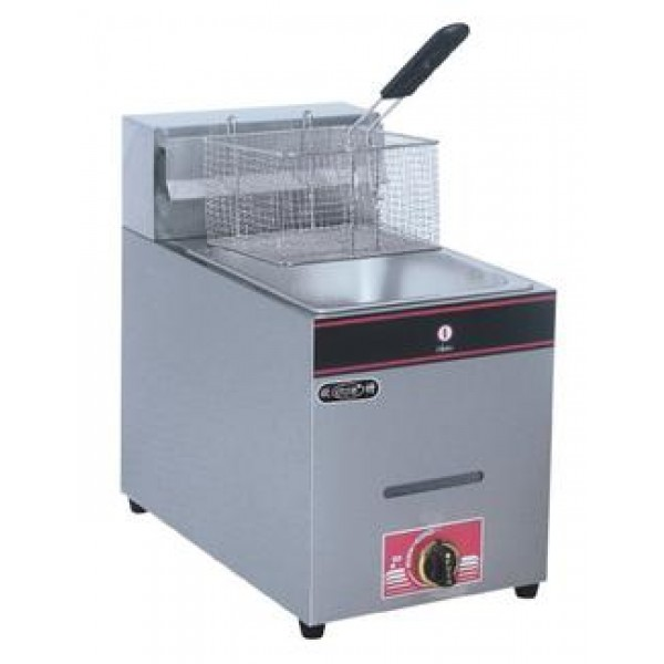 Deep Fryer 14ltr Electric & Gas