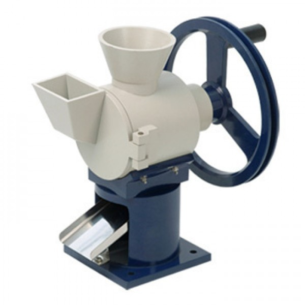 Dry Fruit Cutter Hand Operated With Motor