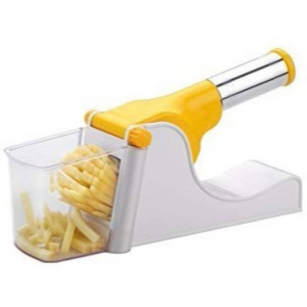 French Fry Cutter Hand Operated Plastic Die