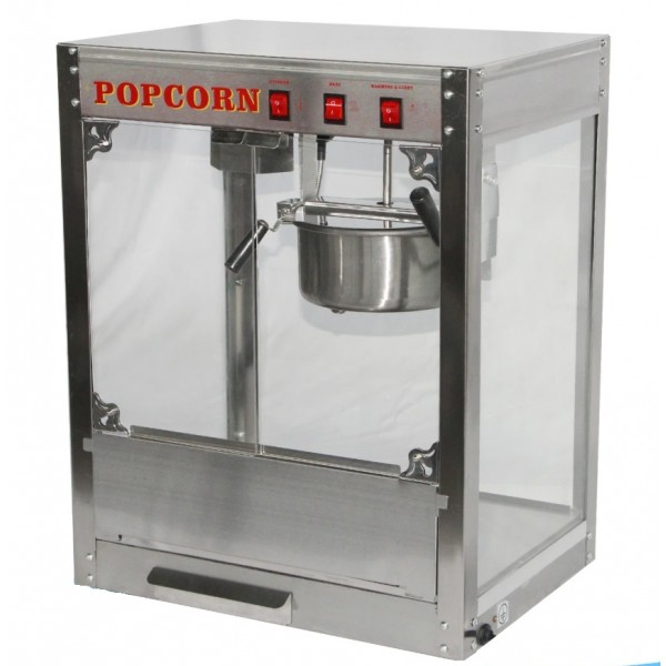 Pop Corn Machine SS 250g