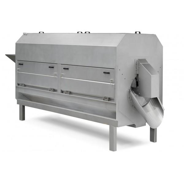 Carrot Peeler Machine 500kg 20hp