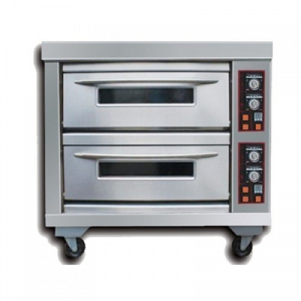 Baking Oven Double Deck