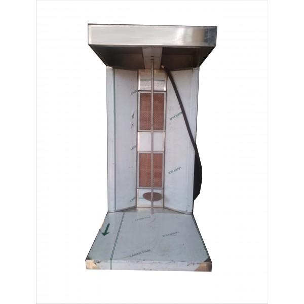Shawarma Machine Double Burner Table Top