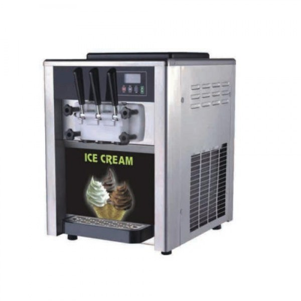 Softy Ice Cream Machine 2x4.5ltr Table Top