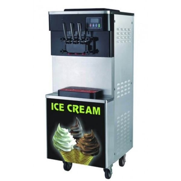 Softy Ice Cream Machine 2x4.5ltr