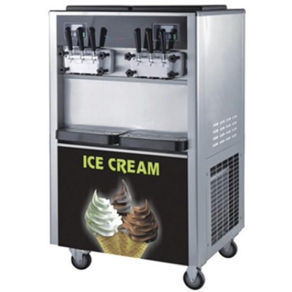 Softy Ice Cream Machine 4x4.5ltr
