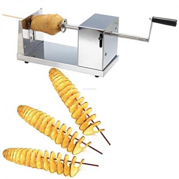 Spiral Potato twister Manual