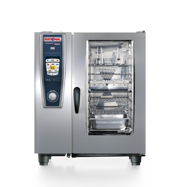 Combi Steam Oven Rational Self Cooking Centre Scc6...