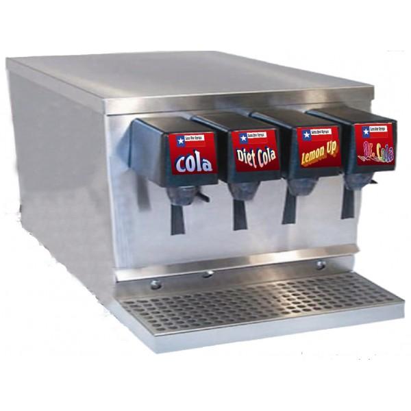 Soda Dispenser 5 Pipe