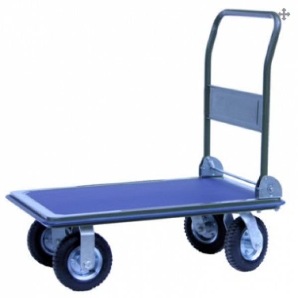 Trolley Heavy Duty Folding Platform 300kg