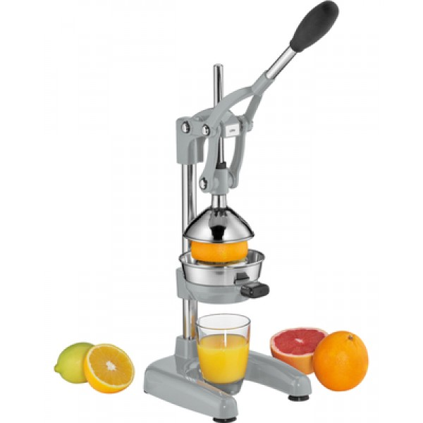 Hand Press Orange Juice Maker Aluminium