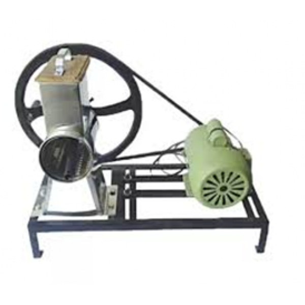 Laddu Crush Machine With Motor