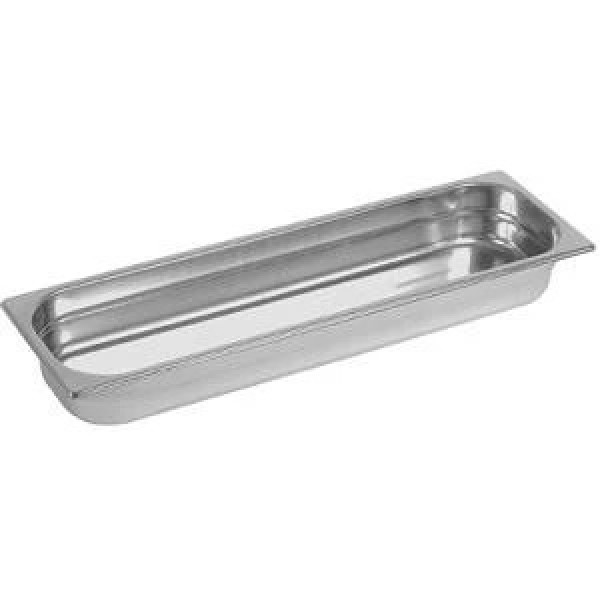"""Gn Pan Stainless Steel 2/4 0.8"""" Depth"""