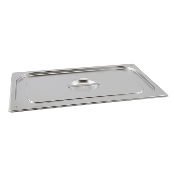 Gn Pan Lid Stainless Steel 1/1