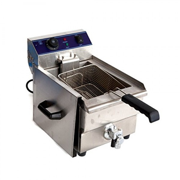 Deep Fryer 10ltr Gas Type
