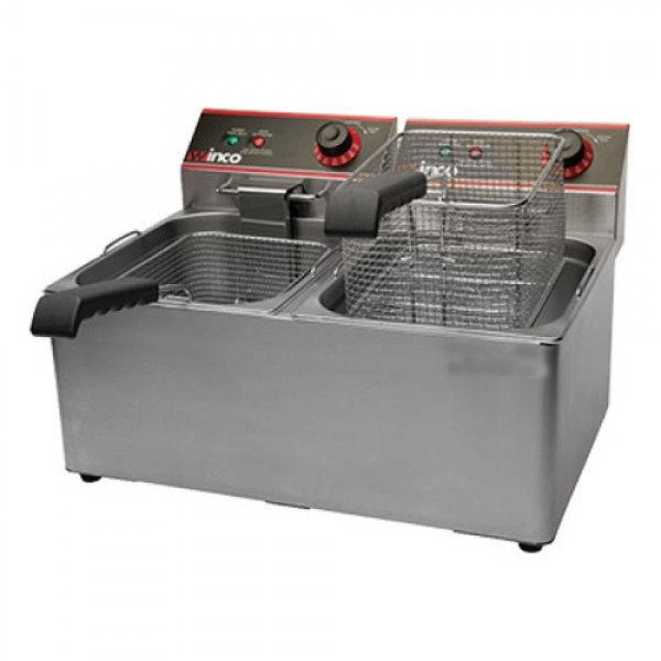 Deep Fryer 10ltr Double Electric