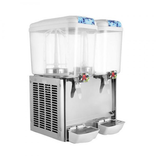 Juice Dispenser Double Tank 18ltr + 18ltr