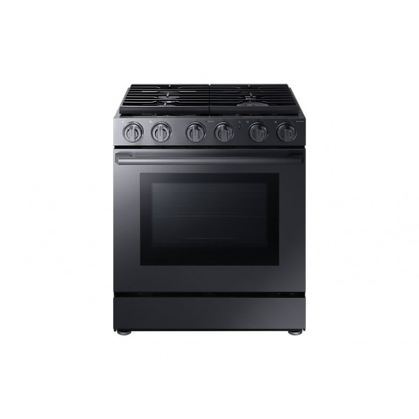 "Pro Range With Dual Convection 5.8 Cu. Ft. 30""..."