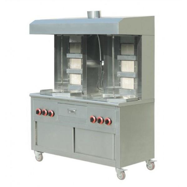 Shawarma Machine 2 Rod