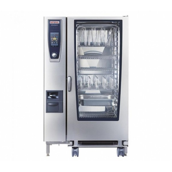 Combi Oven Rational Self Cooking Centre 202e